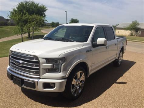 moon ford 2016 f 150 crew limited 2wd 22 quot 3 5l v6 eco boost