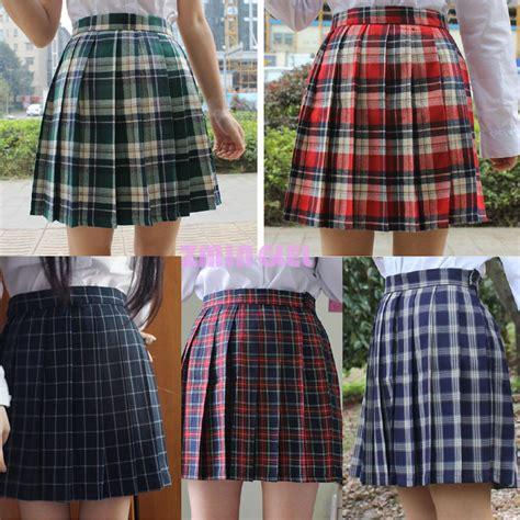 mini skirts japanese school girl uniforms aliexpress com buy japanese school girl uniform placid