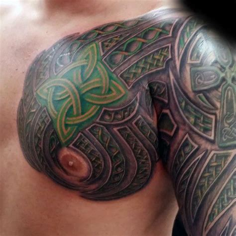 irish themed tattoo designs 9 best images on ideas