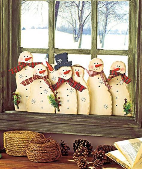 Fenster Weihnachtlich Gestalten by 35 Bastelideen F 252 R Fenster Weihnachtsdeko