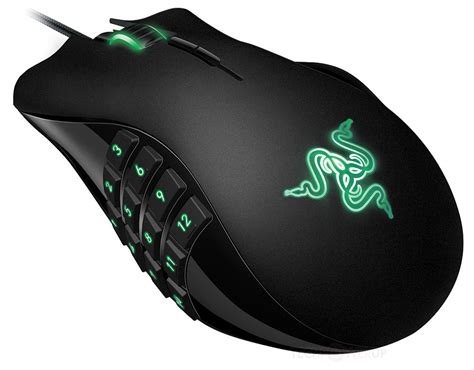 Razer Mouse razer updates the naga mmo gaming mouse with various new features