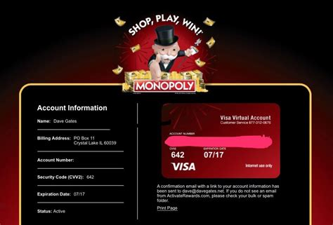 Virtual Amazon Gift Card - how to redeem your monopoly fandango rewards for amazon gift cards jewel osco