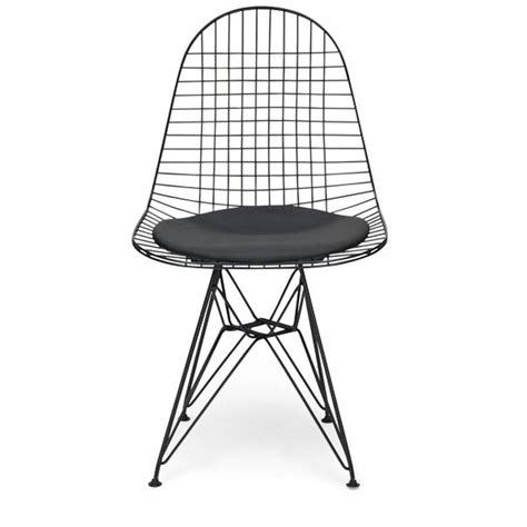 wire mesh chair singapore chair metal eames style dkr wire mesh office chair by ciel