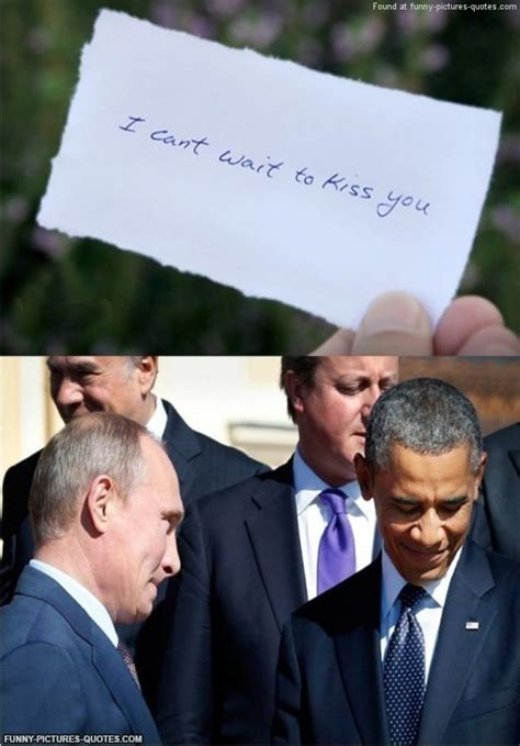 Obama Putin Meme - obama vs putin funny pictures and quotes