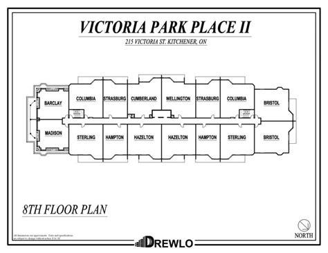 lift floor plan victoria park place ii kitchener ontario drewlo