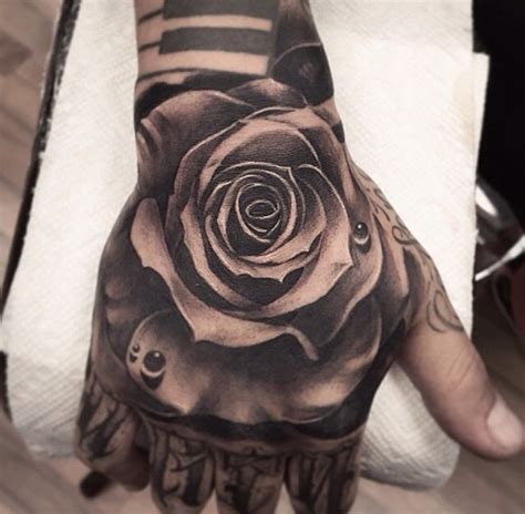 tattoos of white roses black and white tattoos white