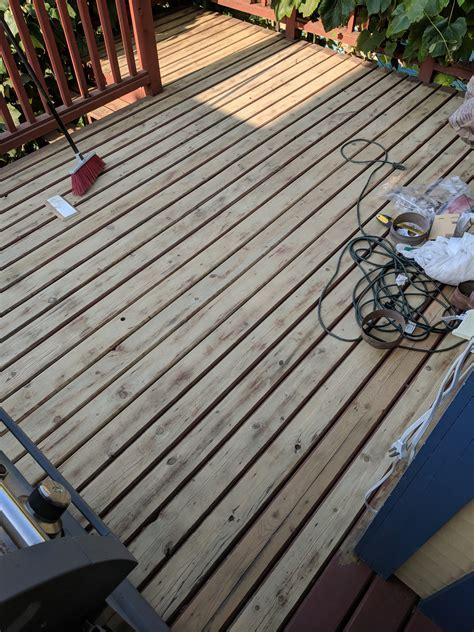 behr deckover olympic rescue  rust oleum deck restore