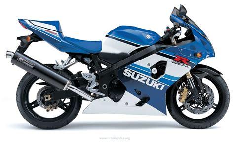 2005 Suzuki Gsx R750 Suzuki Gsx R750 20th Anniversary 2004 2005 Autoevolution