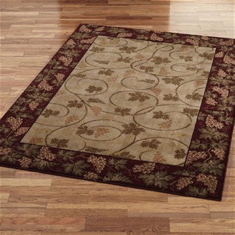Tuscan Style Rugs by Tuscan Border Rugs Decor Border Rugs And