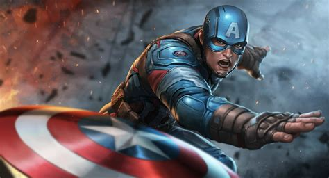 captain america throwing shield wallpaper photo collection captain america with his