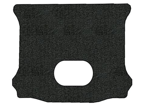cargo mat for jeep wrangler unlimited with subwoofer 2015 2016 jeep wrangler unlimited jk 1 pc factory fit