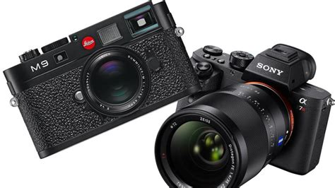 Welche Haustüren Sind Die Besten by Leica M9 Und Sony A7 Ii Im Test Ein Duell Der Spitzen