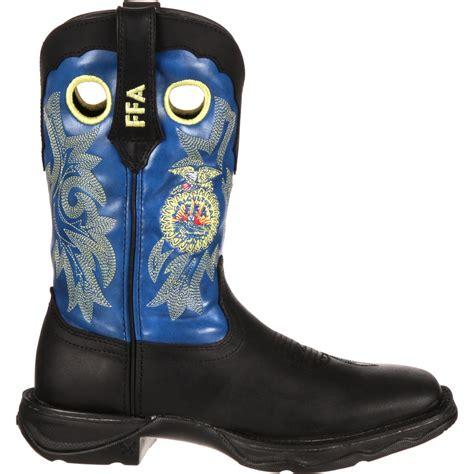 ffa boots womens s ffa western boots rebel by durango rd034