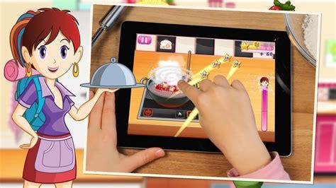 cocinar con sara cocina con sara vacaciones aplicaciones de android en