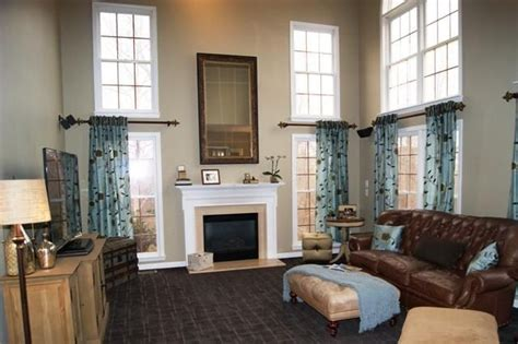 Great Room Windows Inspiration 17 Best Images About Two Story Great Room On Fireplaces Window And Living Rooms