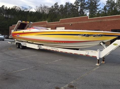cigarette boat auction cigarette boat for sale from usa