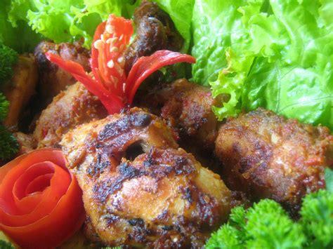 Bumbu Ayam Bumbu Rujak tips resep ayam bakar bumbu rujak