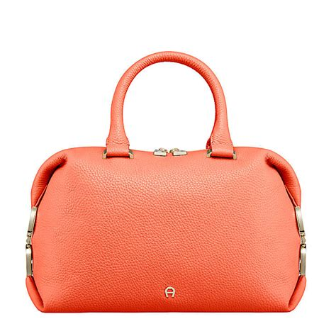 Aigner Munich For S Handbag 10277a roma handbag m orange aigner