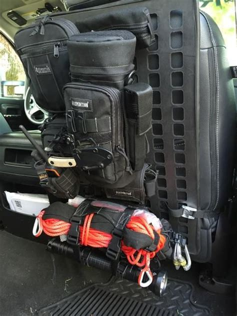 tactical jeep grey man tactical rigid molle panel vehicle every day
