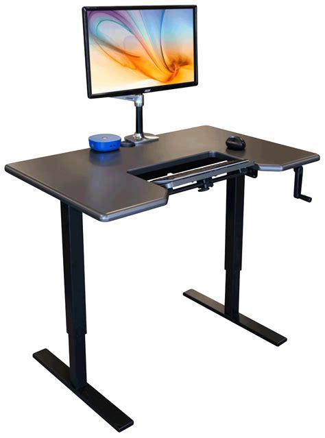 computer desk under 100 crank desk 100 adjustable computer desk standing desk
