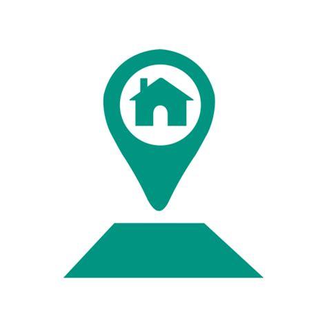 Location To Home by Home Icon Ponteiro Localiza 231 227 O Baixar Png Svg Transparente