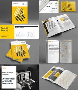 creative report templates 15 annual report templates with awesome indesign layouts