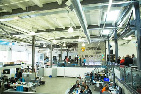velocity now housing all of its startups one roof