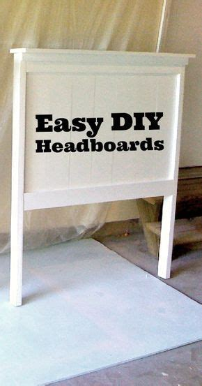 make your own headboards best 25 make your own headboard ideas on pinterest diy