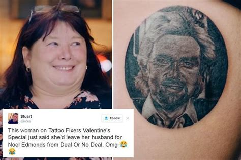 tattoo fixers ireland tattoo fixers left in hysterics as superfan gets an inking