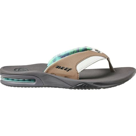 womens reef fanning sandals reef fanning sandal s backcountry com