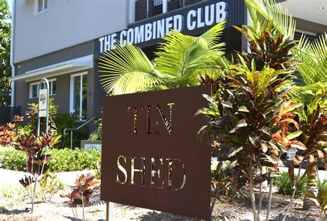 Tin Shed Port Douglas by Newsport Daily Discussions On Hold Between Council And