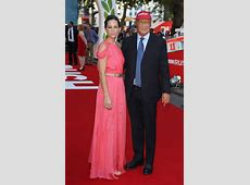 Formula 1 World Champion, Niki Lauda and his wife Birgit ... F1 Driver Numbers