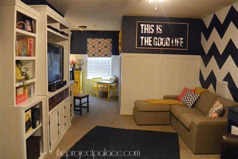 superior Bonus Room Decorating Ideas #5: bonus-room-playroom-makeove-at-The-Project-Palace.jpg