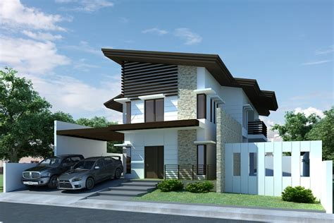 Housing Designs | best small modern house designs and blueprints modern