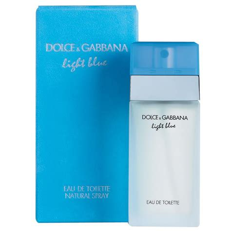 Parfum Dolce And Gabbana Light Blue dolce gabbana light blue eau de toilette 100ml spray