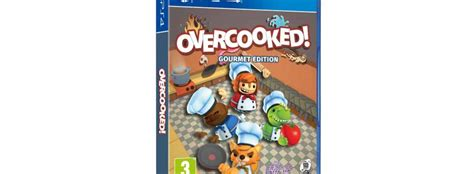 Ps4 Overcooked Gourmet Edition concurso gamer overcooked gourmet edition para ps4