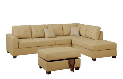 are bonded leather couches good bobkona rui 3 piece bonded leather sofa review leather