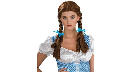 dorothy hamill wigs buy wizard of oz dorothy deluxe wig adult