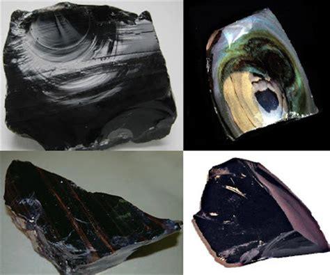 Obsidian Hitam kakilimagems batu obsidian