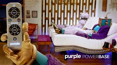 purple powerbase the adjustable bed that you never knew you always wanted