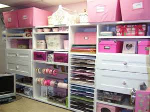 craft room shelving ideas craft room