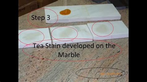 How To Get Wine Stain Out Of Granite Countertop by How To Clean Marble Stain Tea Coffee Fruit Juice Wine