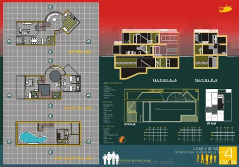 Architectural Design Sheets Architectural Sheet Design 4 By Majidtorkian On Deviantart