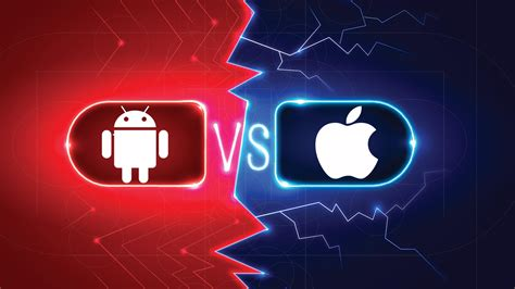 Android Versus Ios 2018 by Android Vs Ios 2018 15 Reasons Why Android Is Better Than Ios