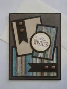 rustic birthday by hejanderson cards and paper crafts at splitcoaststers cards 1