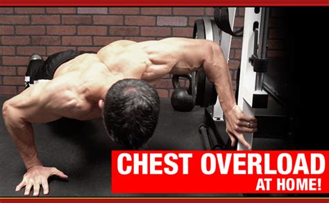 how to build a bigger chest with no equipment at all