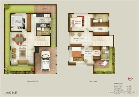lot 13 main level plan kansas home sites is a 30x40 square feet site small for constructing a