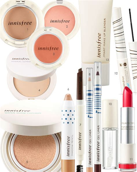 Makeup Innisfree Bntnews Pony And Innisfree Suggest Day Makeup Look