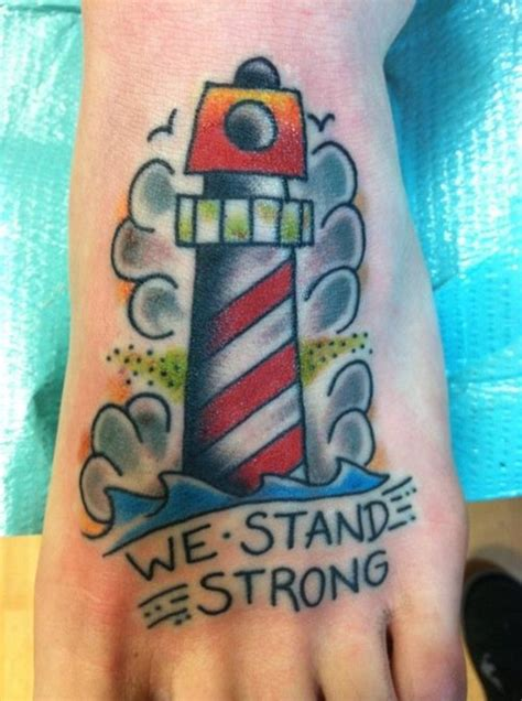 tattoo shops zanesville lighthouse left foot picture at checkoutmyink