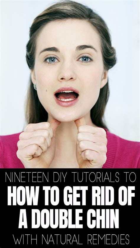 19 diy home remedies for double chin 19 diy home remedies for double chin work out